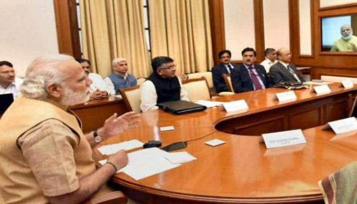 modi strict instructions to cabinet