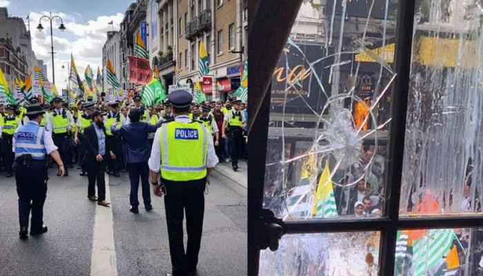 pak attack in london indian HC