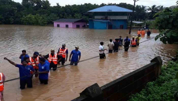 kerala flood help