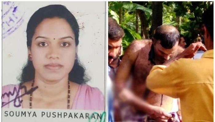 saumya case killer ajas suspended