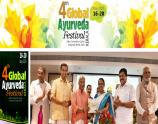 Fourth Global Ayurveda Festival on May 16th