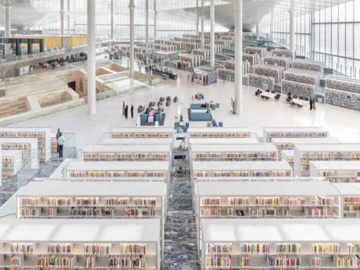 Qatar National Library will open in stages from July 15