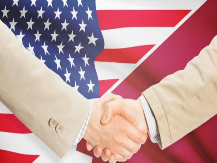 United States is the number one importer of Qatar