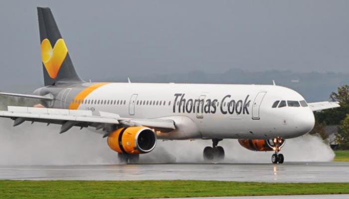 thomas cook wind up